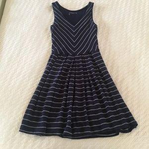 Tarte Navy & White Dress, XS